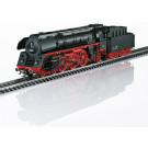 Locomotive à vapeur avec tender séparé pour trains rapides série 01.5
