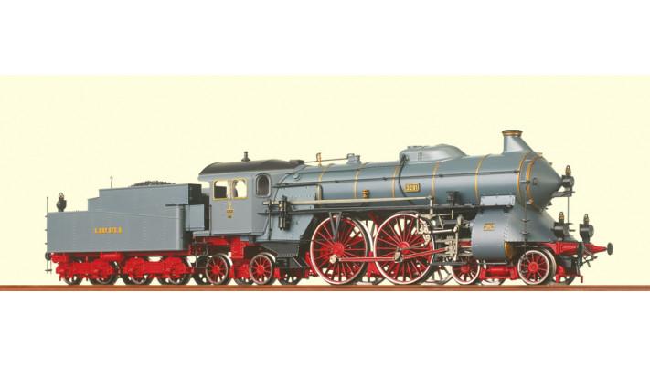 H0 Steam Loco S 2/6 KBayStsB,