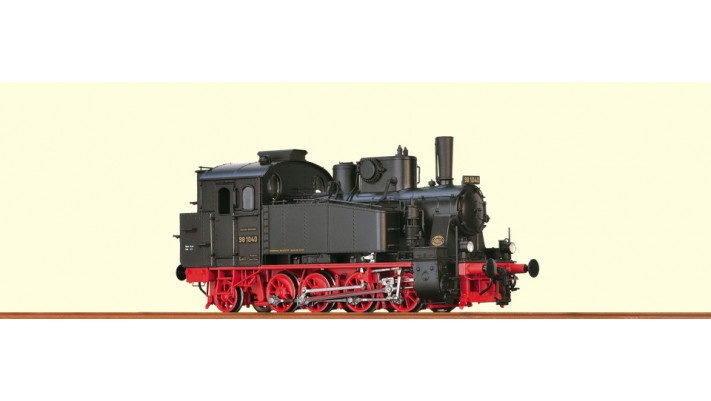 H0 Steam Loco BR98.10 DRG, II, AC