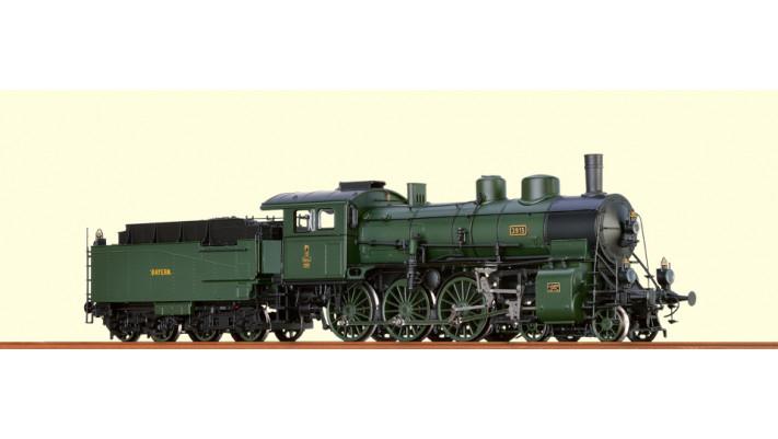 H0 Steam Loco P3/5 Bayern, I