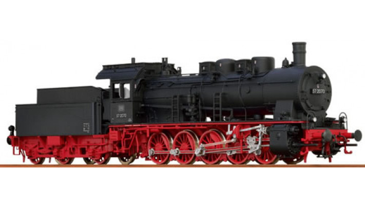 H0 Steam Loco BR 50 SNCF, III, AC