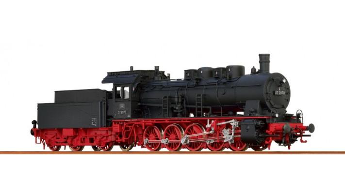 H0 Steam Loco BR 534 CSD, III, DC