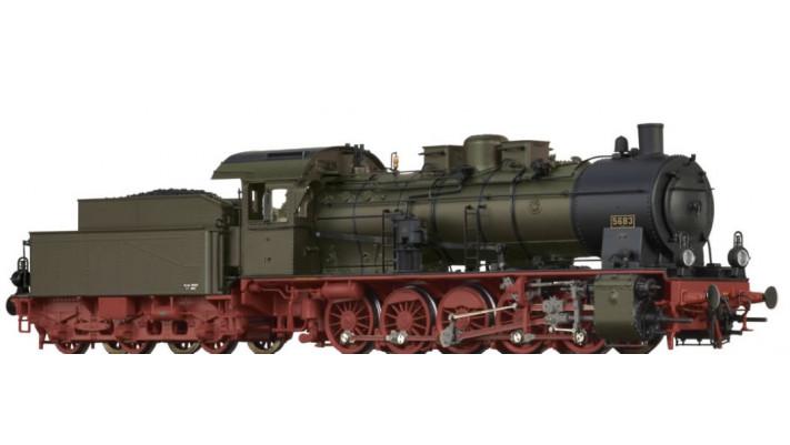 H0 Steam Loco G10 PStEV, I, DC Dig EXT