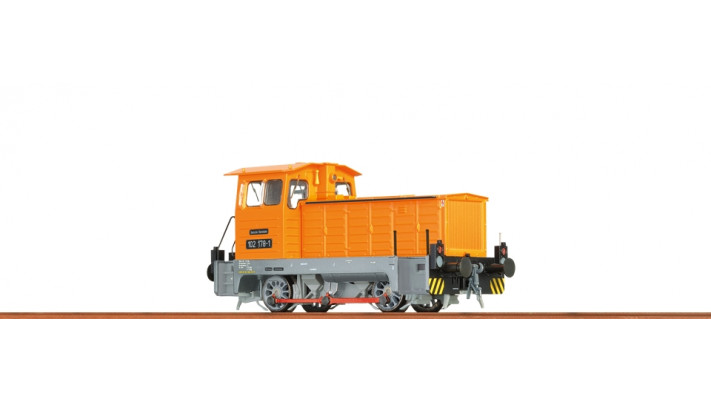 H0 Shunting Loco BR 102.1 DR,