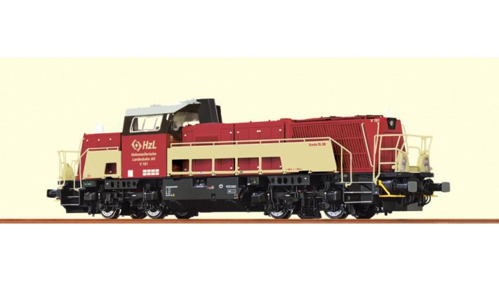 H0 Diesel Loco Grav. 15LBB HZ