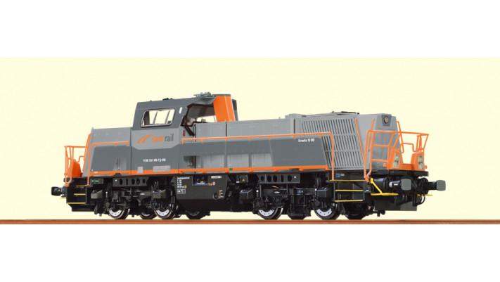 H0 Diesel Loco Grav. 10BB Saa
