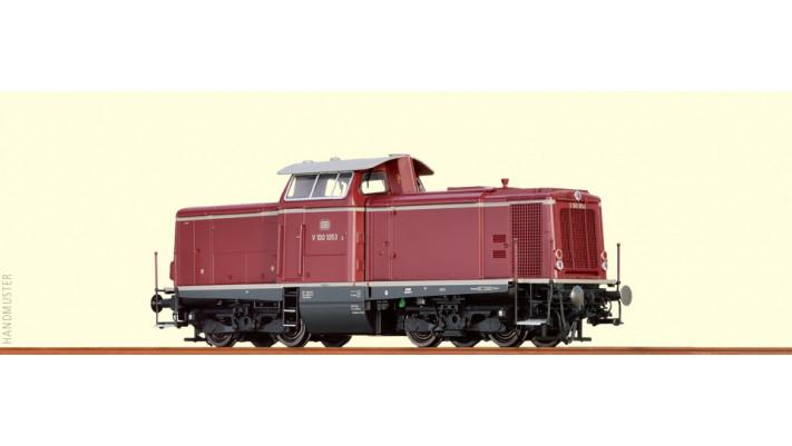 H0 Diesel Loco V100.10  DB, III