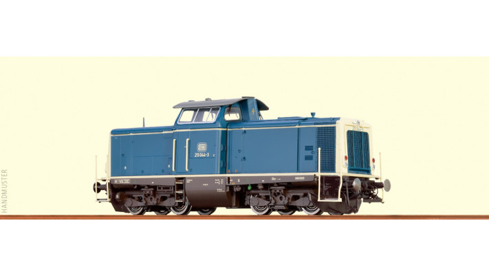 H0 Diesel Loco V100.10  DB, I