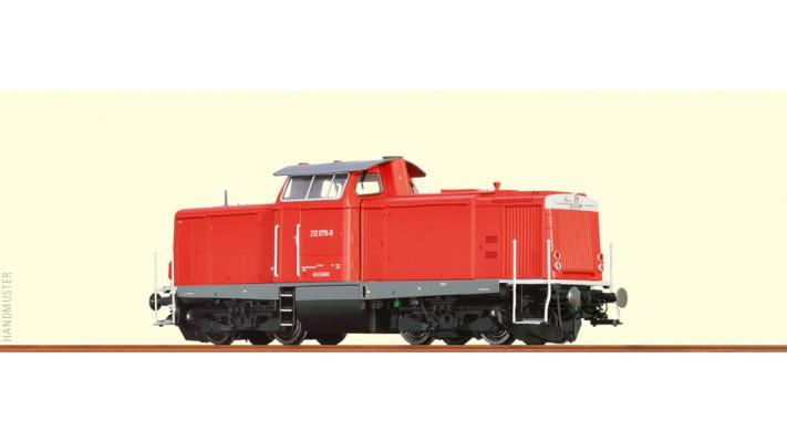 H0 Diesel Loco BR 212 DB, IV