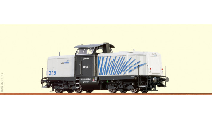 H0 Diesel Loco BR 212 DB, IV,