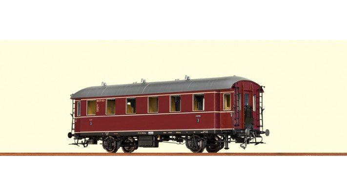 H0 Passenger Coach CI33 DB, I