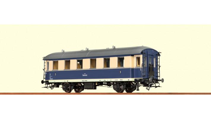 H0 Passenger Coach CI33 ÖBB