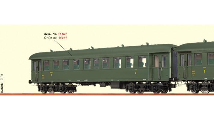 H0 Passenger Coach Bye-36/50 SNCF,