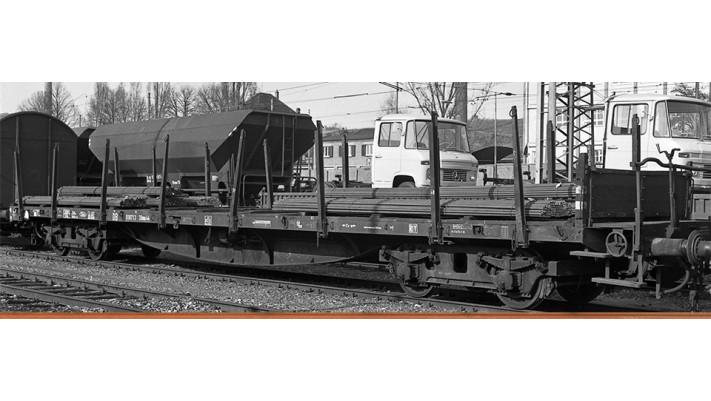 H0 Freight Car SSlma 44 DR, I