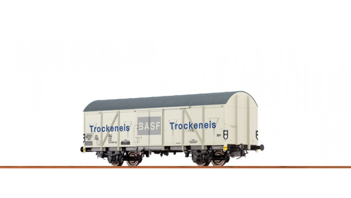 H0 Freight Car Gbs-uv 253 DB, IV, BASF