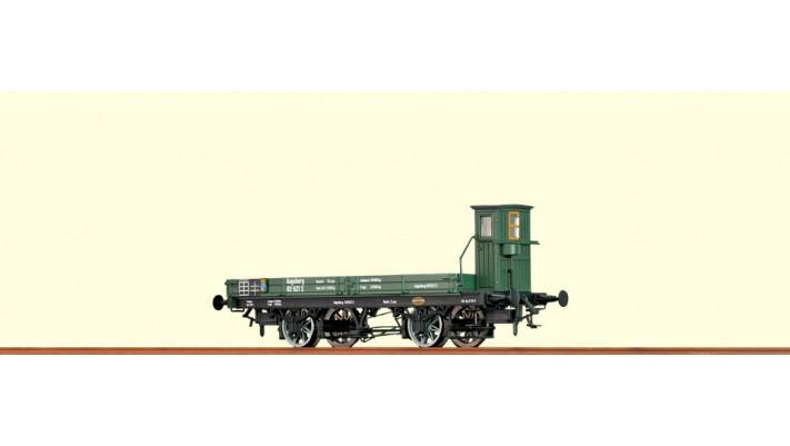 H0 Freight Car X KBayStsB, I