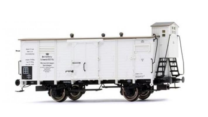 Wagon couvert Mecklenburg