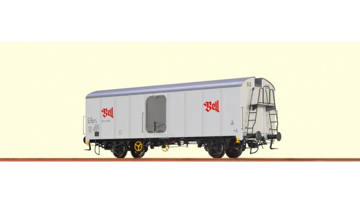 H0 Refrigerator Car UIC SBB, IV, Bell