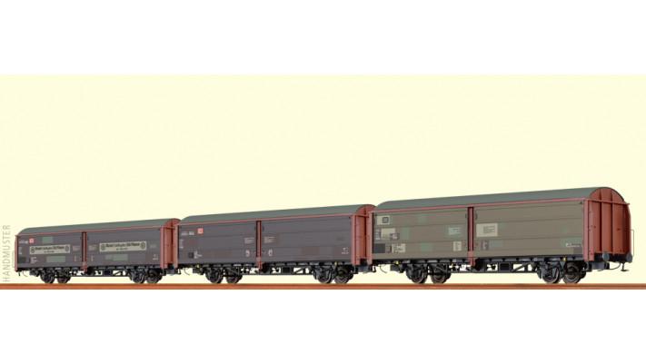 H0 Freight Car Hbis DB, V [se