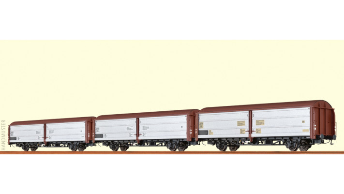 H0 Freight Car Hbis ÖBB, IV [