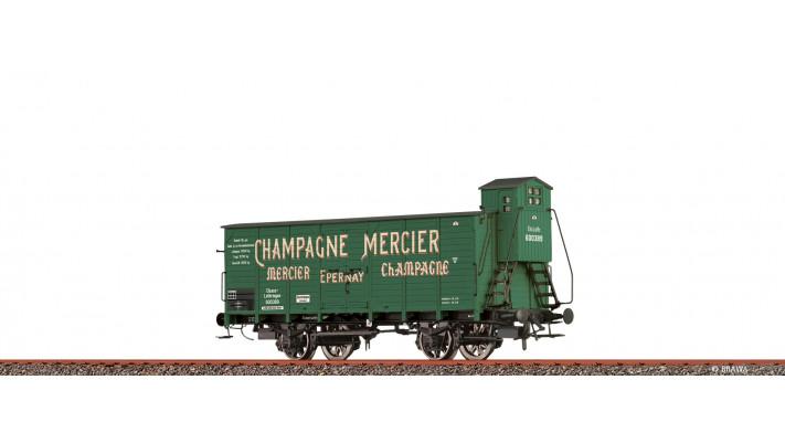 H0 Freight Car G Elsass, I, Champagn