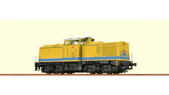 N Diesel Loco V100 DB Bahnbau