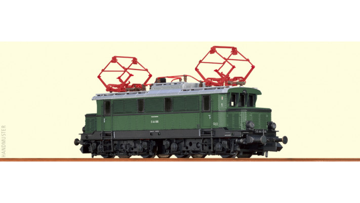 N Electric Loco E44 DB, III