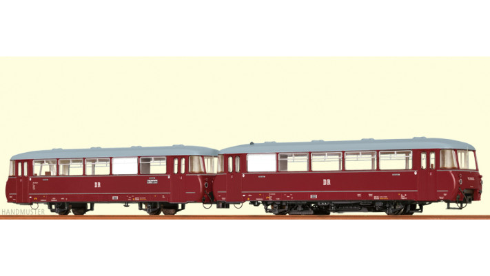 N Railcar VT 2.09 DR, III, So