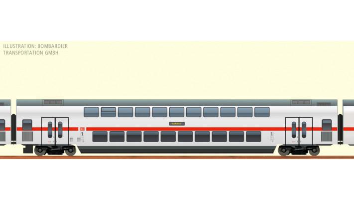 N Twindexx Middle Car 1 cl. DB, VI