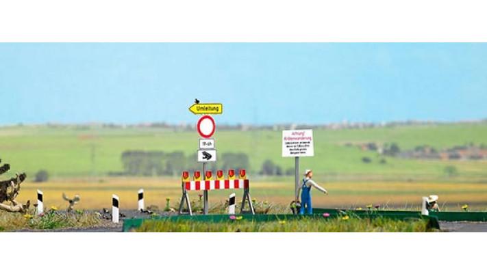 Migration de batraciens #
