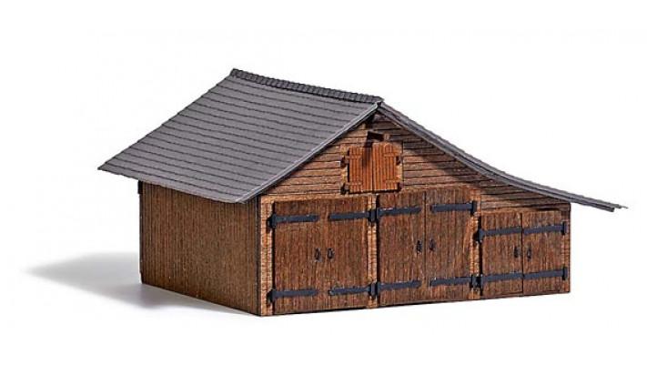 Grange en bois #