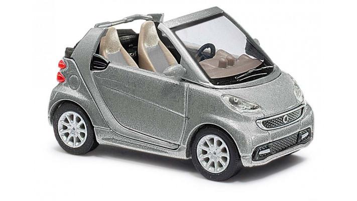 Smart Fortwo Cabrio MOPF gris métal métallisé#