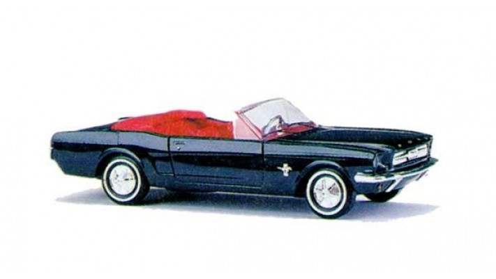 Ford Mustang Cabrio 1964