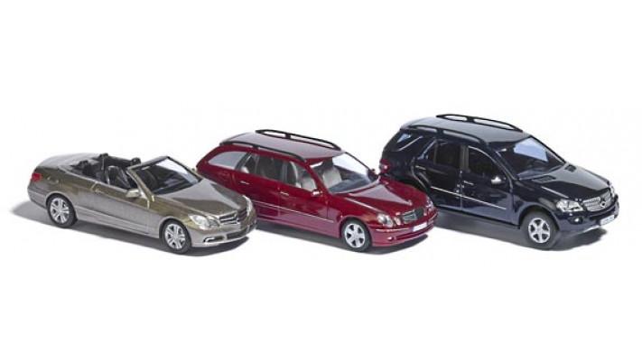 Set Mercedes
