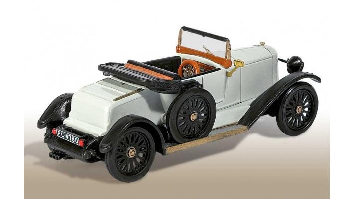 Austro-Daimler 18/32e Cabrio offen