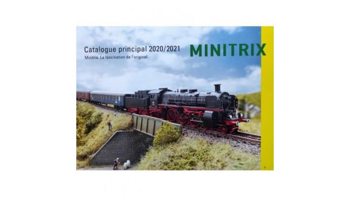 CATALOGUE MINITRIX N   2020-2021