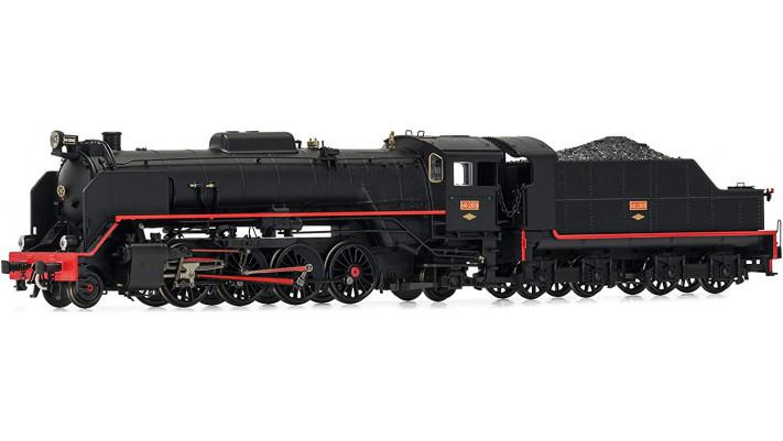 Locomotora Mikado 141F_2396 - DC