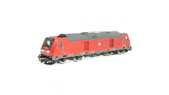 245 004, DB, red, DC/AC