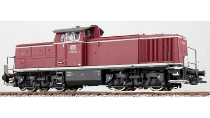 Diesellok, H0, V90 043, DB, Altrot,