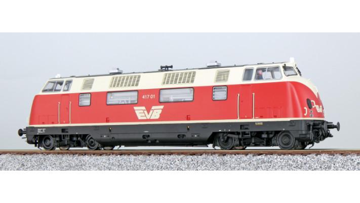 Diesellok, H0, V200, 220 021 DB, Altrot, Ep. IV, Vorbildzustand um 197