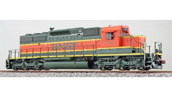 Diesellok, H0, SD40-2, BNSF 7165, Ep V, Sound, DC/AC