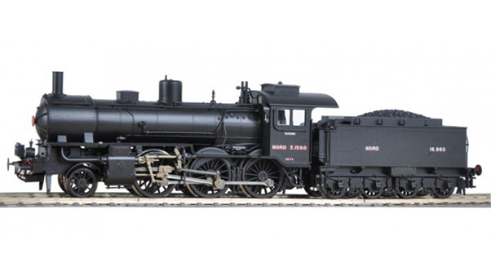 LOCO VAPEUR 130 NORD F