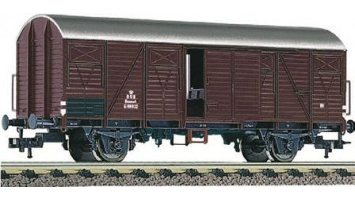 WAGON COUVERT GS DSB