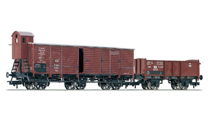 SET 2 WAGONS KPEV