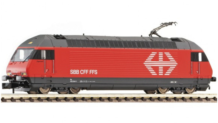 LOCO.E.RE460 ZUG.SON SBB