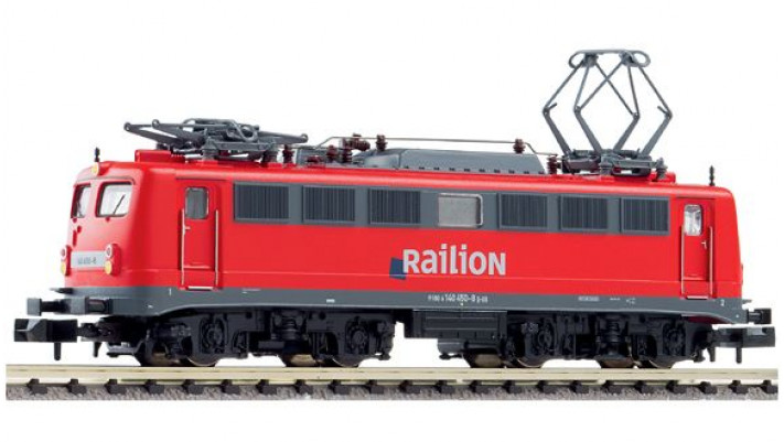 LOCO E.BR140 RAILION DB