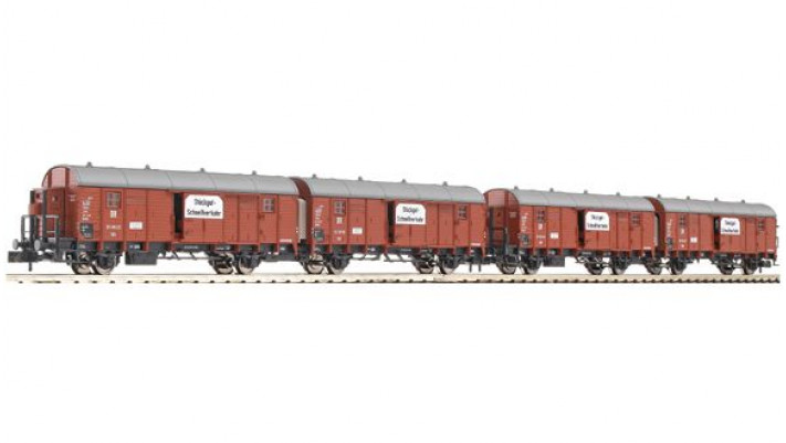SET WAGONS DCC DR