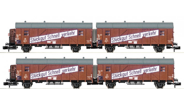 SET WAGONS DCC DB
