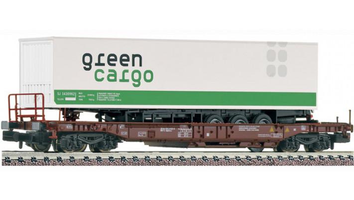 WAGON POCHE GREEN CARGO S