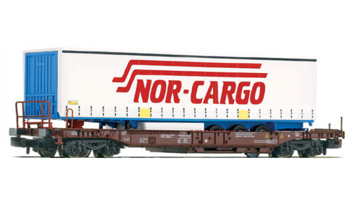 WAGON POCHE NOR CARGO NSB